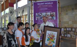 "Triển lãm ""Silent word"" lần 2 tại Resort Laguna"