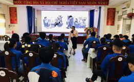 Tập huấn Phòng ngừa Bạo lực giới cho Thanh thiếu niên quận Hải Châu