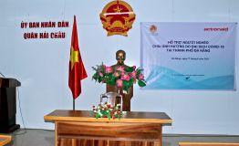 Hỗ trợ người lao động phi chính thức có hoàn cảnh khó khăn bị ảnh hưởng bởi dịch bệnh Covid-19 tại thành phố Đà Nẵng