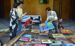 Hình ảnh công tác xã hội tháng 1/2010